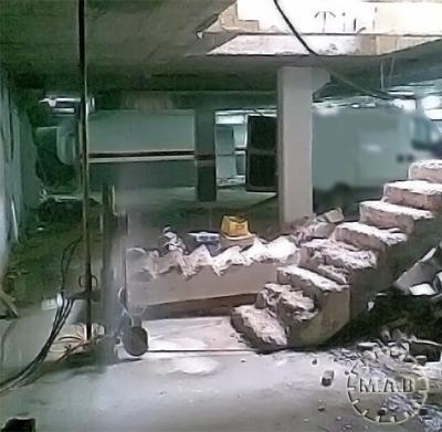 Mab empresa de corte de hormigon armado madrid toledo - Escaleras de hormigon armado visto ...